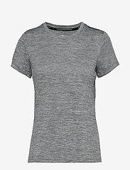 Sail Racing - W GALE TECHNICAL TEE - t-shirts - grey mel - 0