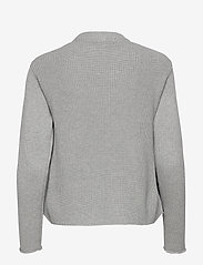 Sail Racing - W RACE KNITTED SLIT - jumpers - grey melange - 1
