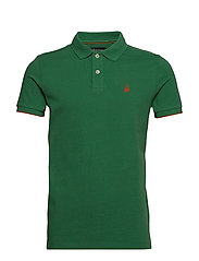 BOWMAN POLO - GREEN
