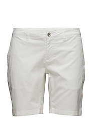 W GALE CHINO SHORTS - WHITE