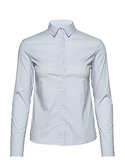W GALE SHIRT - LIGHT BLUE
