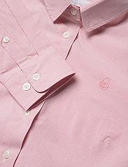 Sail Racing - W GALE STRIPED SHIRT - long-sleeved shirts - light pink - 2