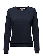 W GALE SWEATER - NAVY