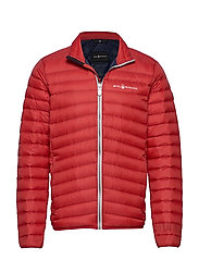 LINK DOWN JACKET - GRINDER RED