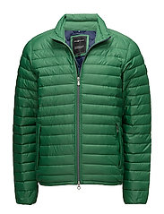 GRINDER DOWN JACKET - GREEN