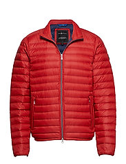 GRINDER DOWN JACKET - GRINDER RED