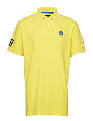 GRINDER POLO - LIGHT YELLOW
