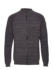 RACE STRETCHKNIT JACKET - PHANTOM GREY