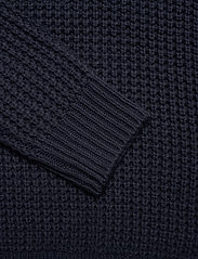 Sail Racing - W RACE WAFFLE KNIT POLO - jumpers - navy - 3