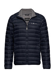 LINK DOWN JACKET - NAVY