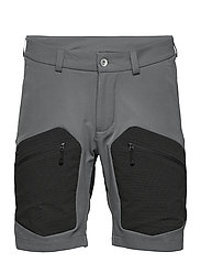BOWMAN TECHNICAL SAILING SHORTS - DK GREY SOLID