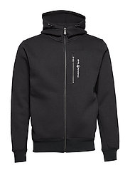 BOWMAN ZIP HOOD - CARBON