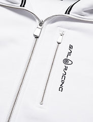 Sail Racing - BOWMAN ZIP HOOD - hoodies - white - 4