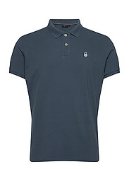BOWMAN POLO - DARK STEEL