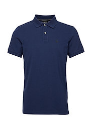 BOWMAN POLO - STORM BLUE