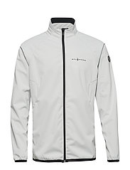 BOWMAN SOFTSHELL JACKET - SPRAYWHITE