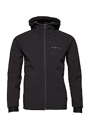 BOWMAN SOFTSHELL  HOOD - CARBON