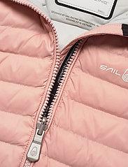 Sail Racing - W LINK DOWN VEST - træningsjakker - dusky pink - 4