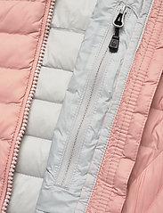 Sail Racing - W LINK DOWN VEST - puffer vests - dusky pink - 5