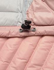 Sail Racing - W LINK DOWN VEST - puffer vests - dusky pink - 6