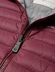 Sail Racing - W LINK DOWN VEST - puffer vests - maroon - 3