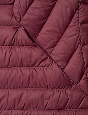 Sail Racing - W LINK DOWN VEST - puffer vests - maroon - 4