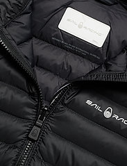 Sail Racing - W LINK DOWN JACKET - sports jackets - carbon - 5