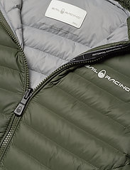 Sail Racing - W LINK DOWN JACKET - sports jackets - forest green - 5