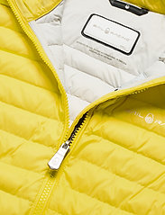 Sail Racing - W LINK DOWN JACKET - sports jackets - light yellow - 4