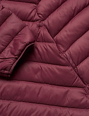 Sail Racing - W LINK DOWN JACKET - sports jackets - maroon - 5