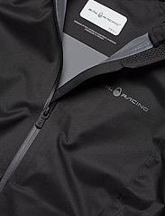 Sail Racing - W GALE TECHNICAL JACKET - outdoor & rain jackets - carbon - 3