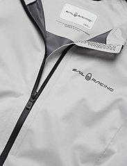 Sail Racing - W GALE TECHNICAL JACKET - outdoor & rain jackets - glacier grey - 3