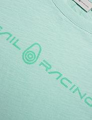 Sail Racing - W GALE TEE - t-shirts - aqua flow - 2
