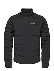 SPRAY DOWN JACKET - CARBON