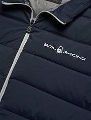 Sail Racing - SPRAY DOWN JACKET - down jackets - navy - 3