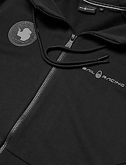 Sail Racing - ANTARCTICA ZIP HOOD - basic sweatshirts - carbon - 3