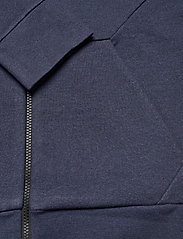 Sail Racing - ANTARCTICA ZIP HOOD - basic sweatshirts - navy melange - 4