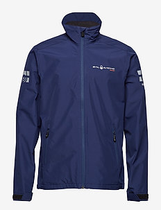 GORE TEX LINK JACKET - STORM BLUE