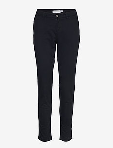 W GALE CHINO - sports pants - navy