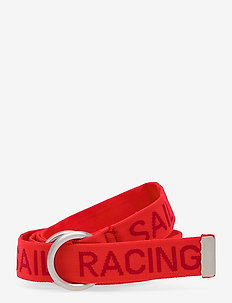 W GALE BELT - accessories - summer red