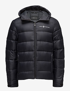 GRAVITY DOWN JACKET - CARBON