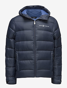 GRAVITY DOWN JACKET - NAVY