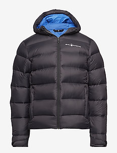 GRAVITY DOWN JACKET - PHANTOM GREY