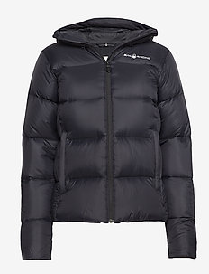 W GRAVITY DOWN JACKET - CARBON