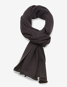 W RACE SCARF - accessories - carbon melange