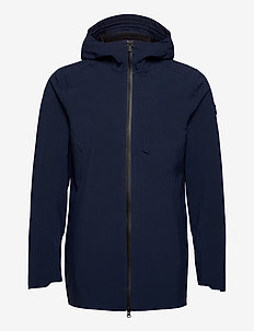 RACE PARKA - NAVY