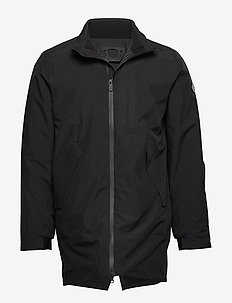 RACE INSULATED PARKA - CARBON