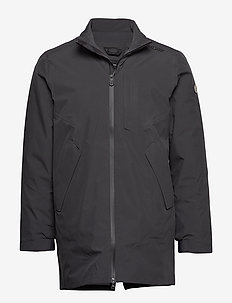 RACE INSULATED PARKA - PHANTOM GREY