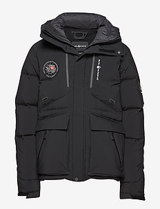 ANTARCTICA EXPEDITION JACKET - CARBON