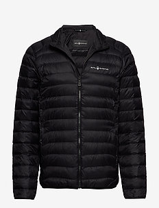 LINK DOWN JACKET - CARBON